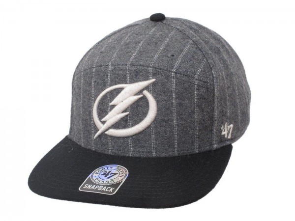"47 Brand - NHL Cap Basecap Kappe Mütze Eishockey ""Tampa Bay"" (Nr.78)"