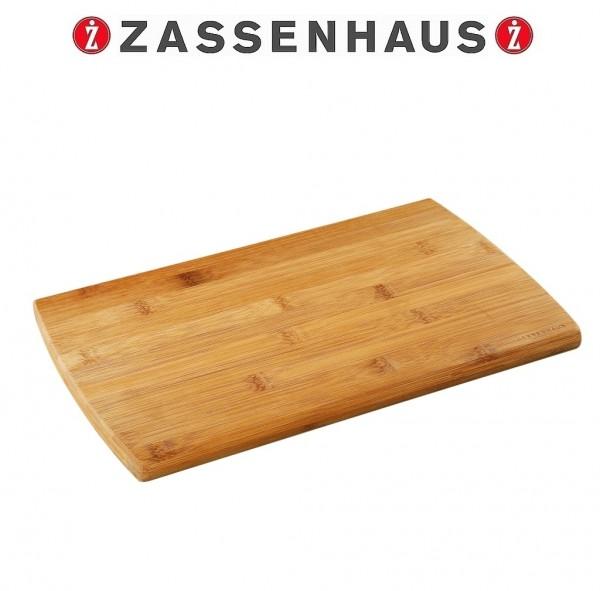 Zassenhaus - Schneidebrett 36cm Servierbrett Küchenbrett Bambus 054033