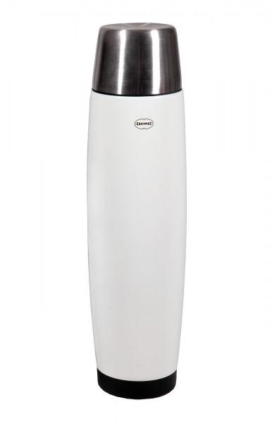 Cabanaz - Thermoskanne 750ml Weiß (1201342) Thermosflasche Warmhaltekanne