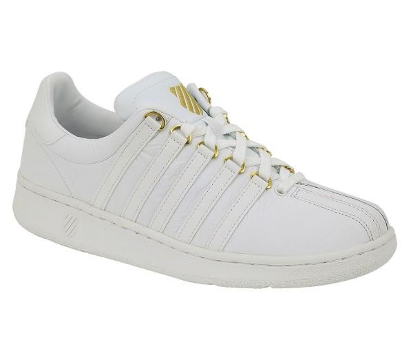 K-Swiss Classic VN 50TH Damen Sneakers EU 39,5 Weiß 93944-955 Schuhe Sportschuhe