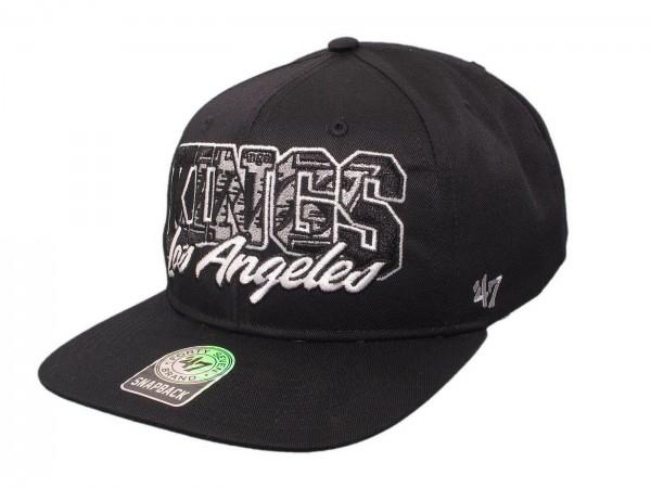 """47 Brand - NHL Cap Basecap Kappe Mütze Eishockey """"Los Angeles Kings"""" (Nr. 112)"""
