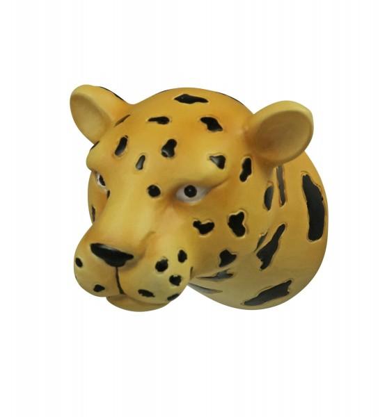 """THE ZOO - Wandhaken Kleiderhaken Garderobe Haken """"Leopard"""" 1101933"""