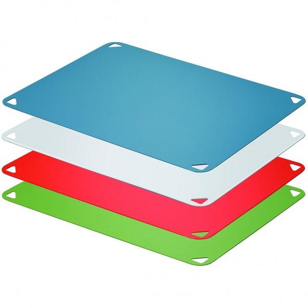 Leifheit - Ersatz-Schneidfolien Schutz Folie 03087 für Schneidbrett Vario Board