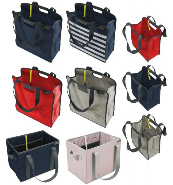 Auswahl Meori Einkaufstasche Einkaufskorb faltbar Shopper Schultertasche