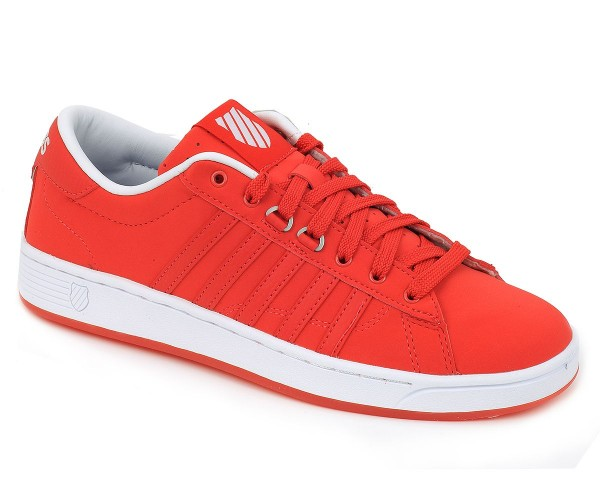 K-Swiss Damen Sneakers Hoke SNB CMF Rot 93774-645 39,5