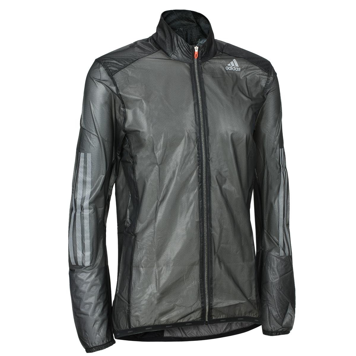 NEU adidas Herren Damen Jacke Adizero ClimaProof 150g Gr. S Laufjacke Running