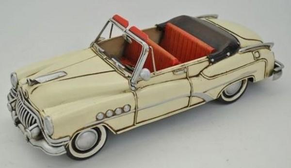 Nitsche - Nostalgie Blechmodell Buick Roadmaster Cabrio Bj.1930, 37074