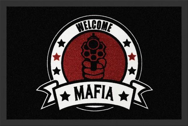 "Rockbites Fußmatte ""Mafia"" Fußabstreifer Türmatte 64 (100686)"