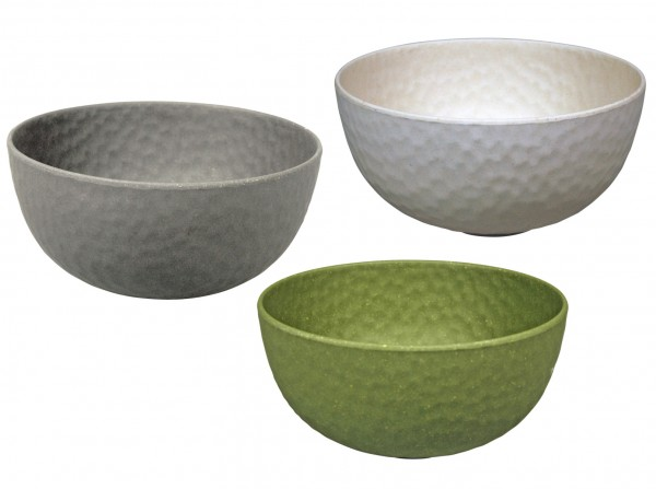 "Auswahl Zuperzozial Schale Salatschüssel Schüssel ""Hammered Medium Bowl"""