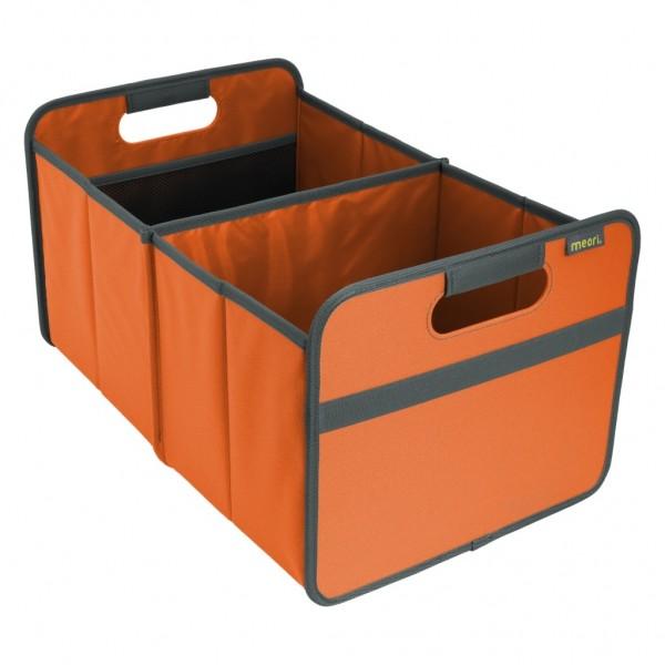 Meori - Faltbox Classic L Aufbewahrungsbox Klappbox Mandarine Orange A100022