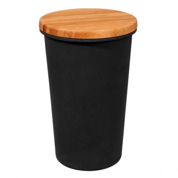 Zuperzozial - Vorratsdose Vorratsbehälter Frischhaltedose schwarz 1400564