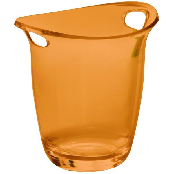 Casa Bugatti - Sektkühler Flaschenkühler Orange GLOU-02181