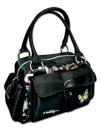 Reilly - Handtasche Tasche RainbowFace schwarz 10437500