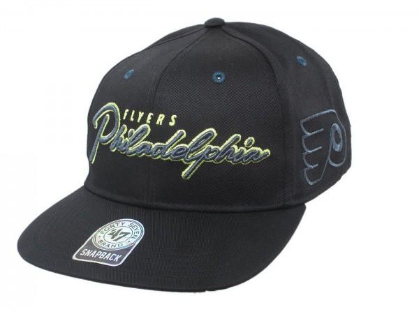 """47 Brand - NHL Cap Basecap Kappe Mütze Eishockey """"Philadelphia Flyers"""" (Nr. 84)"""