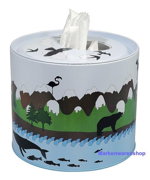 Cabanaz The Zoo - Tücherbox Sneezy für Toilettenpapierrollen Tissuebox (1101290)