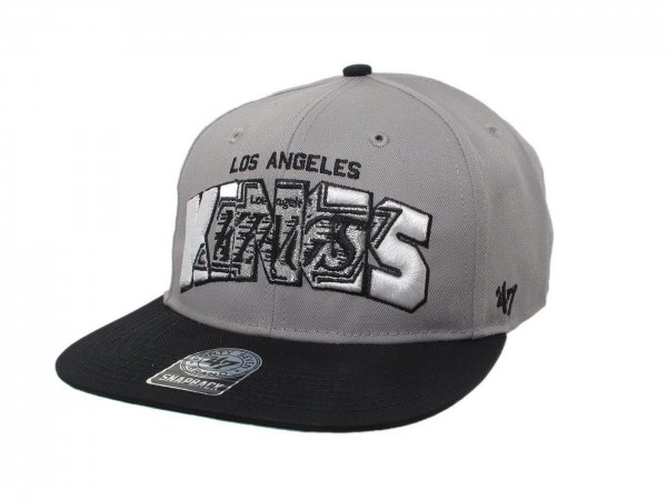 "47 Brand - NHL Cap Basecap Kappe Mütze Eishockey ""Los Angeles Kings"" (Nr. 25)"