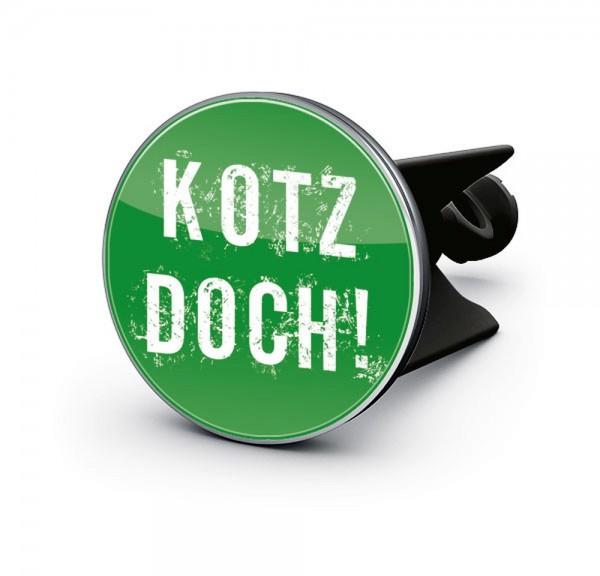 Stöpsi - KOTZ DOCH Waschbeckenstöpsel Abfluss Stöpsel Stopfen Bad WC 03001
