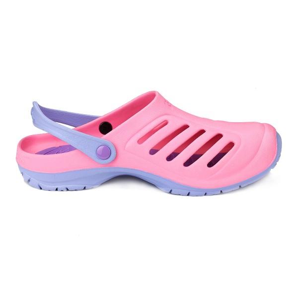 Cloggens 44-46 Pink Cloggs Sandalen Badeschuhe Schwimmschuhe Strandschuhe