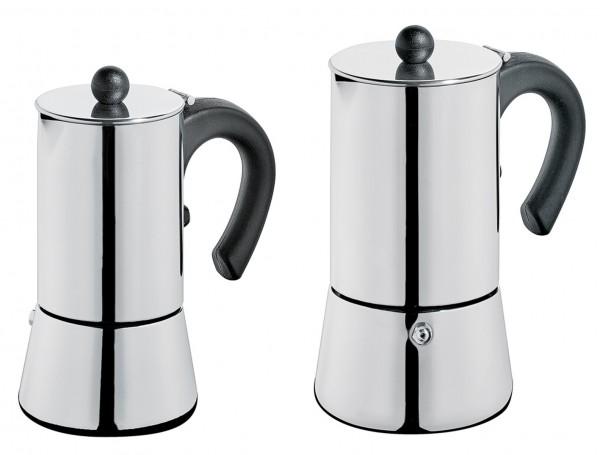 Kaffeebereiter Espressokocher Mokkakocher cilio VITO Induktion Auswahl Größe