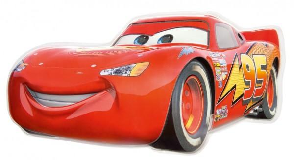 NEU 70663 Disney Cars Wanddeko 3D Wandbild 50cm breit nachts Leuchtend