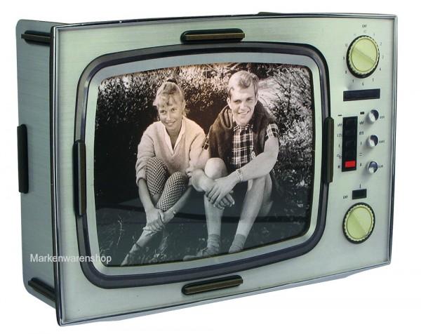 Werkhaus - TV Lampe weiß (PP7202) Bilderrahmen Photorahmen Fotorahmen Wandlampe