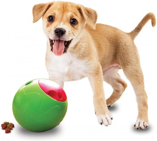 Foobler Klein Hundefressball Hunde Spielball Ball Ø 12,1cm