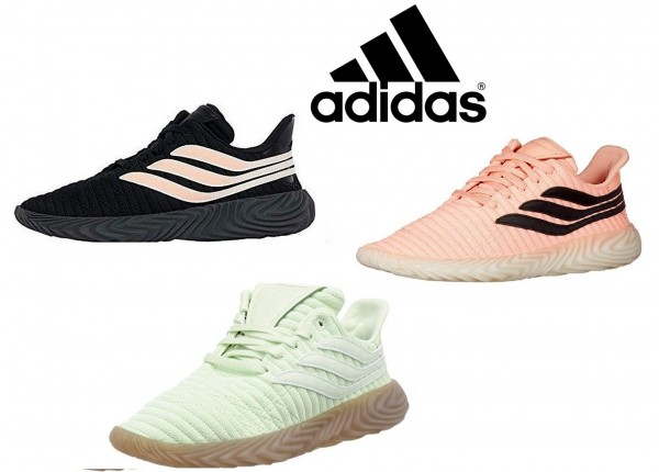 adidas Herren / Damen Sobakov Fitnessschuh Freizeitschuhe Sneaker