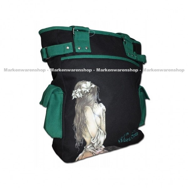 Victoria Frances Umhängetasche Tasche Shopping Bag Horizonte en Nieblas
