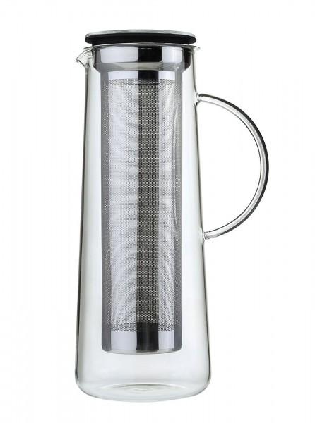 """Zassenhaus Kaffeezubereiter """"Aroma Brew"""" 1l Kaffeebereiter 045017 Glas Edelstahl"""