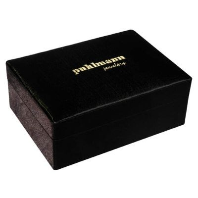Cabanaz - Schmuckkästchen Schmuckbox, Schwarz