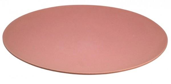 "Zuperzozial - Teller ""Jumbo"" Ø 35,5cm Pink Servierteller Obstschale Platzteller"