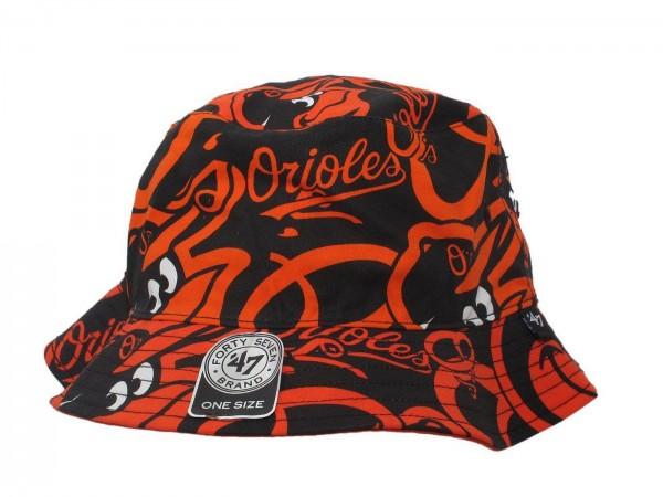 """47 Brand - MLB Mütze Basecap Kappe Cap Baseball """"Baltimore Orioles"""" (Nr. 92)"""