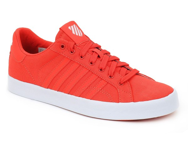 K-Swiss Damen Sneakers Belmont So T Sherbet 93739 Rot EU 41
