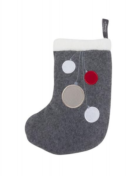 Fashy Wärmekissen Weihnachten Nikolaus Stiefel Körnerkissen Silicagel-Kügelchen