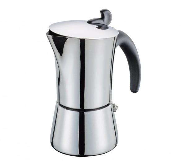 Espressokocher Kaffeebereiter Mokkakocher Induktion 6T cilio GIOVANNA 202618