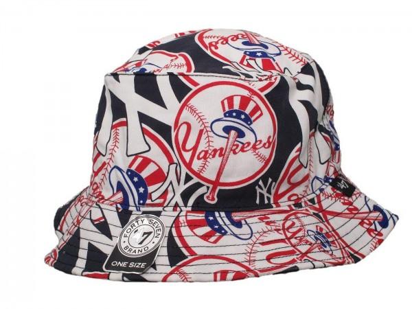"47 Brand - MLB Mütze Basecap Kappe Cap Baseball ""NY Yankees"" (Nr. 96)"
