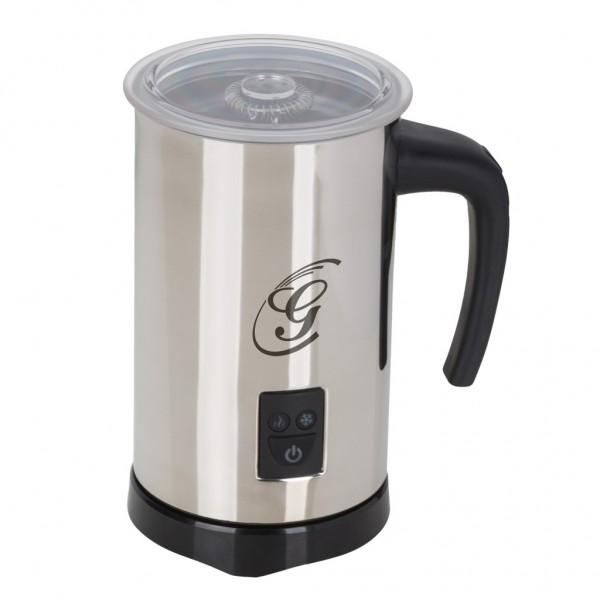 Genius- Milchaufschäumer Cappuccinoaufschäumer Latte Macchiato Aufschäumer 21301