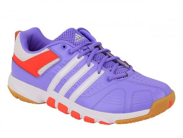 Gr. wählbar - Adidas Badminton Sportschuhe Quickforce 5 (B26433) Damen Sneakers