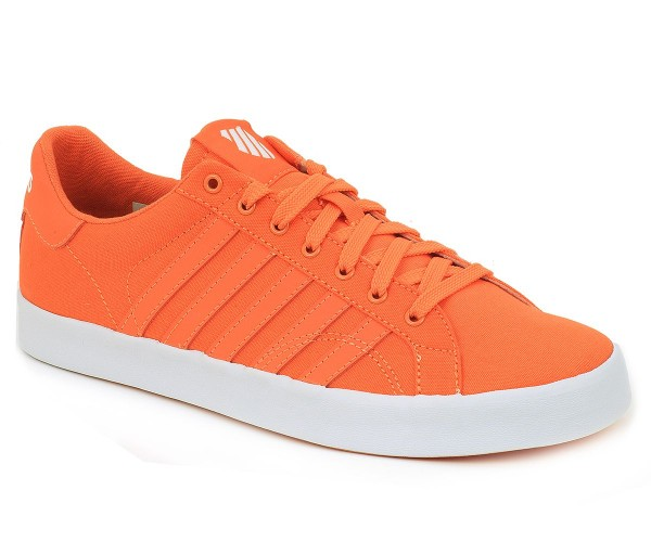 K-Swiss Damen Sneakers Belmont So T Sherbet 93739 Orange EU 41,5