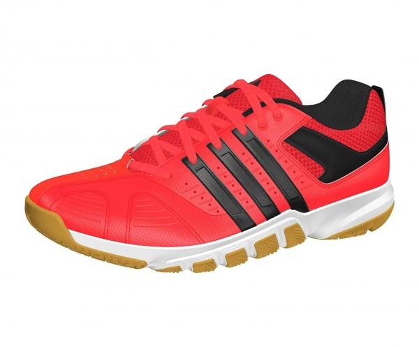 Badmintonschuhe Sportschuhe Hallenschuh Indoor adidas Quickforce 5 Sneaker Gr 38