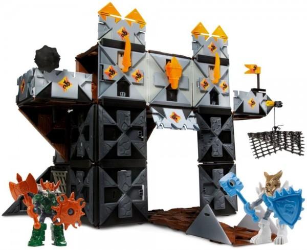 NEU SNAP-X Verteidigungsturm Festung Bausatz Burg X-0102
