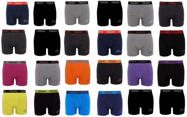 Auswahl Kappa 2-4-6-8er Set Boxershorts S bis XXL Herren Unterhosen Slip