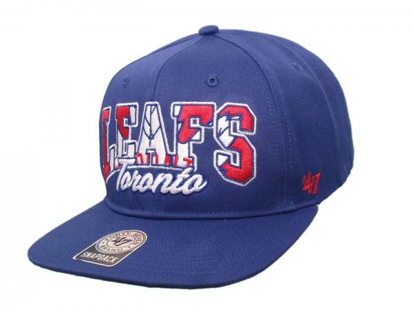 "47 Brand - NHL Cap Basecap Kappe Mütze Eishockey ""Toronto Maple Leafs"" (Nr. 115)"