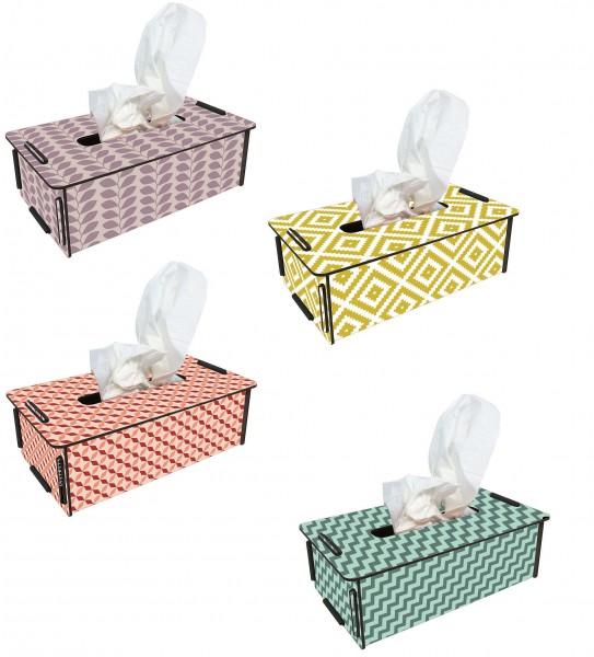 Werkhaus Tücherbox Tissue Kosemtiktücherbox Tücherspender
